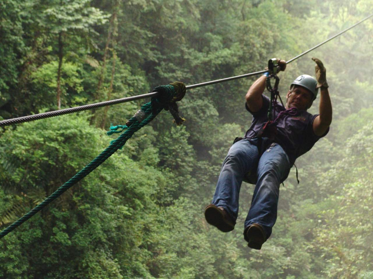 Canopy Zip-line Tour Photo 3