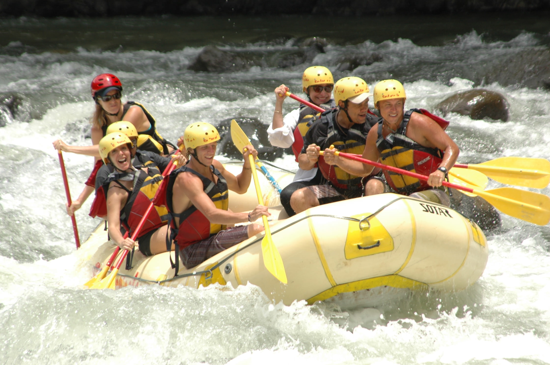 Costa Rica Rafting Photo 1
