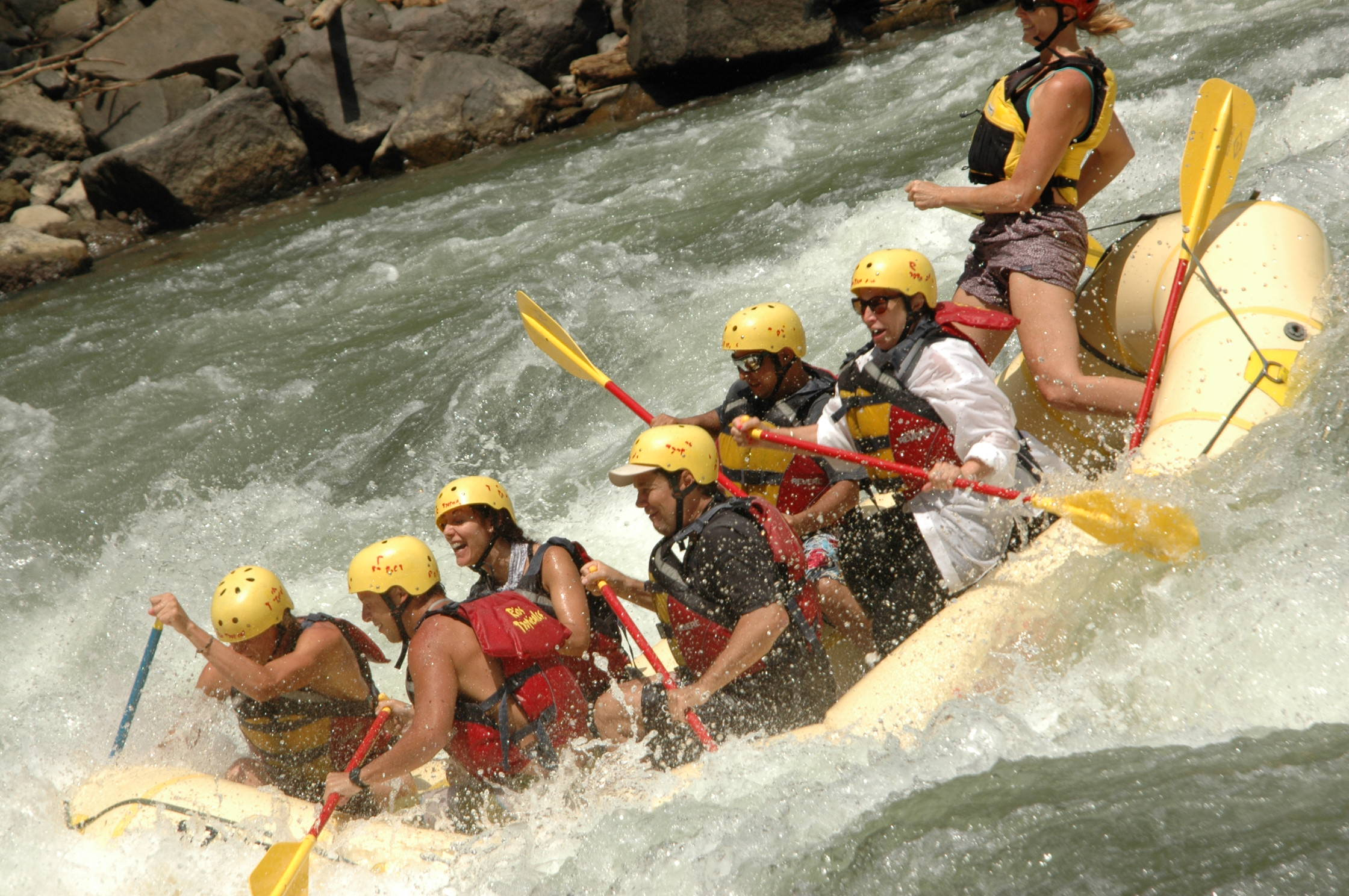 Costa Rica Rafting Photo 3