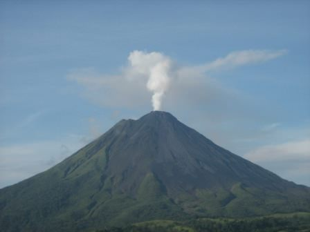 Costa Rica Volcanoes Photo 2