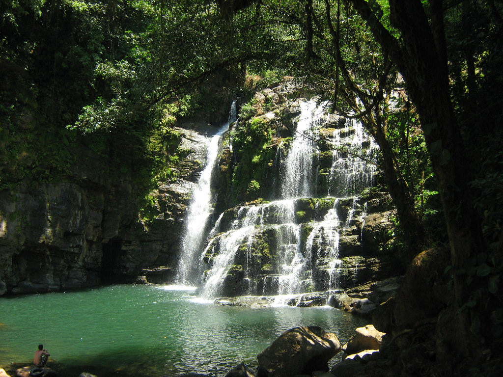 Costa Rica Waterfalls Photo 3