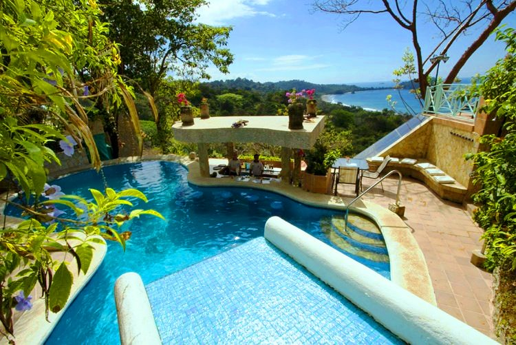 Manuel Antonio - La Mansion - Pool
