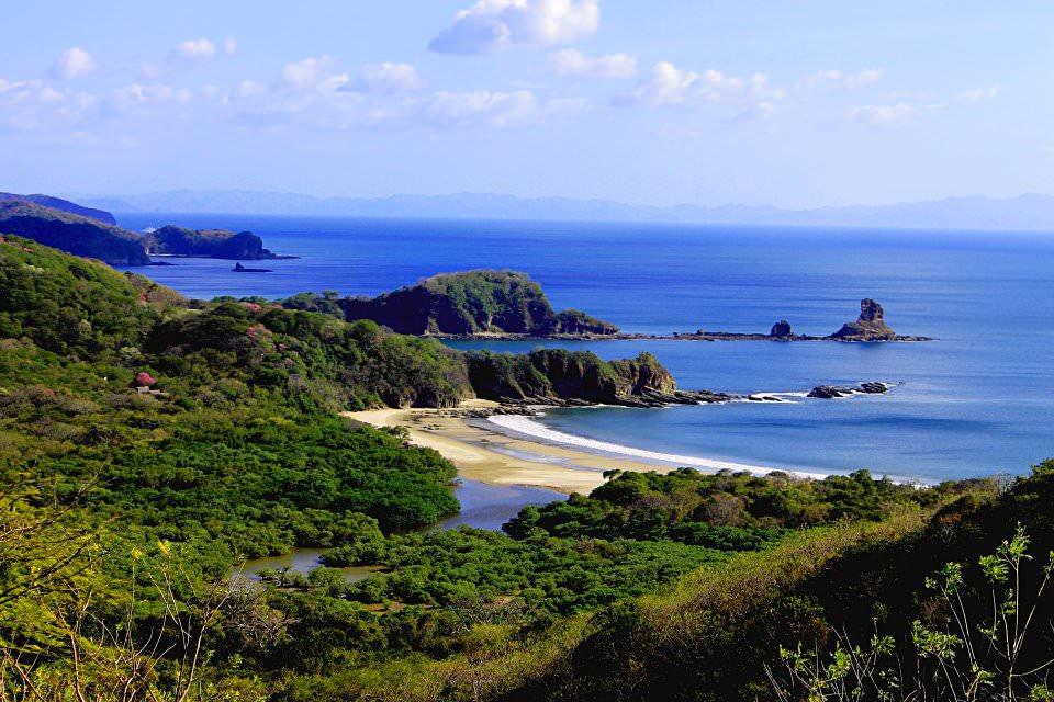 Nicaragua - Morgan's Rock - Beach