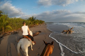 Nicoya Peninsula - Florblanca - Beach