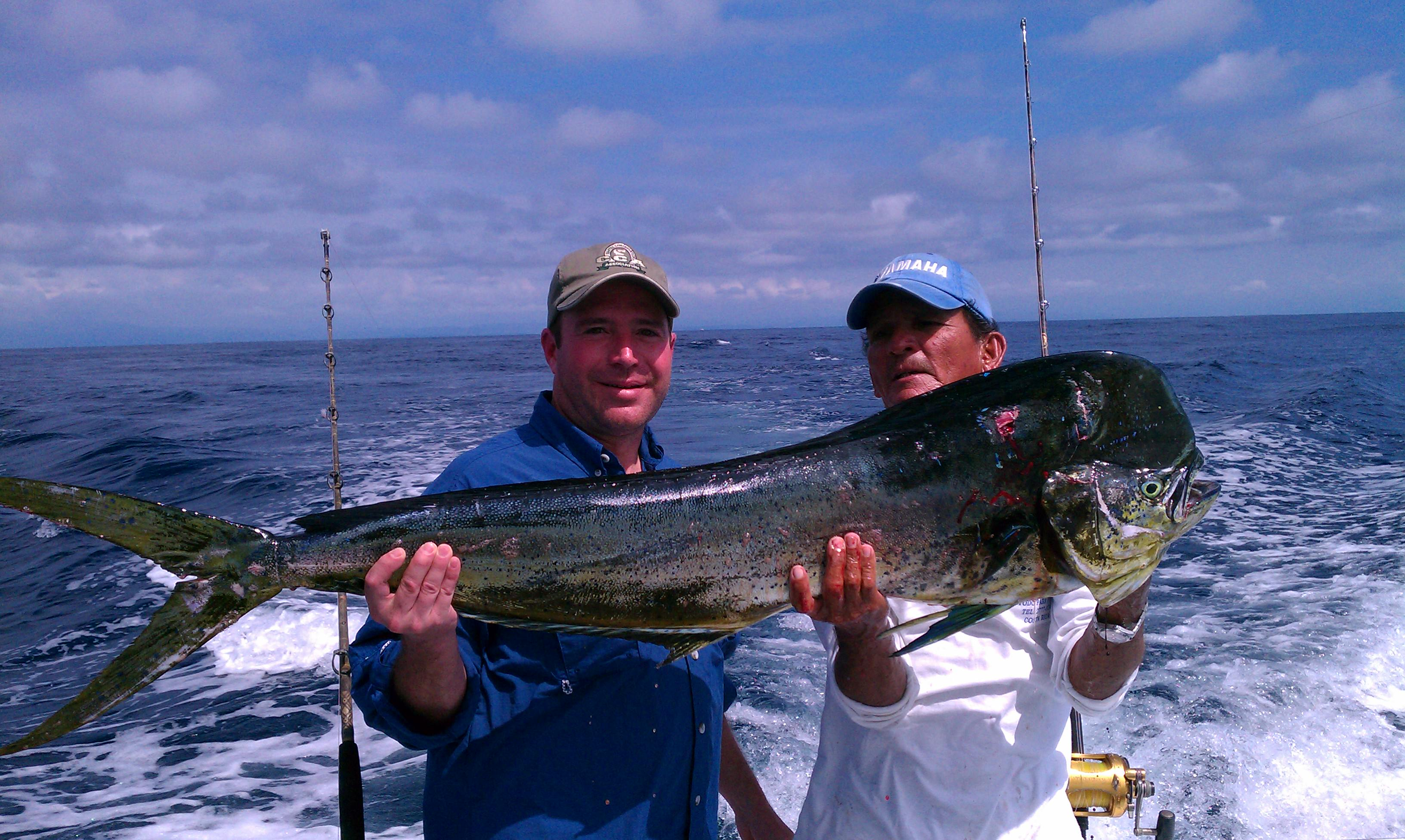 Costa rica sport fishing tour package costa rica for Costa rica fishing packages