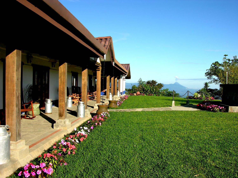 Villa Blanca Cloud Forest Costa Rica